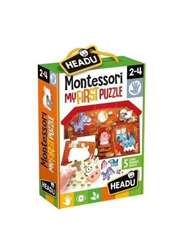 Headu  Montessori Benim ilk Çiftlik 2-4 Yaş 20 Renkli